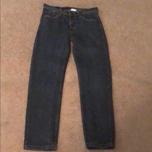 """Blue Jean """"DC"""" (DC SHOE CO, Inc) sz 12 inseam  26"""""""